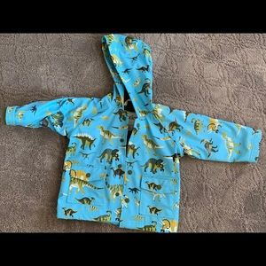12-18m Hatley raincoat with dinosaurs